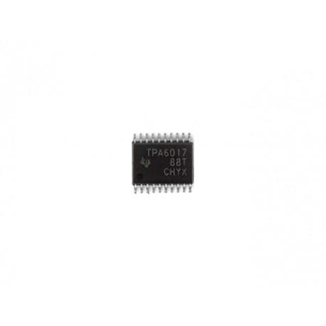 TPA6017A2 микросхема усилитель звука