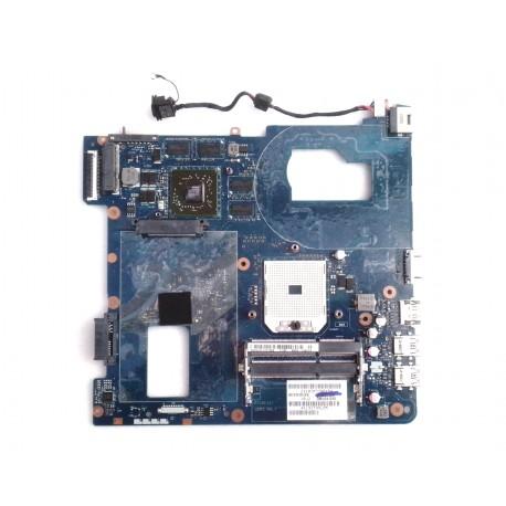 Материнская плата LA-8863P. Вид со стороны разъёма процессора.