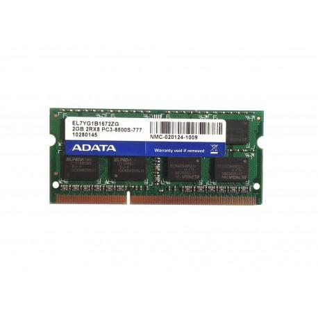 2GB 1066MHz EL7YG1B1672ZG ADATA