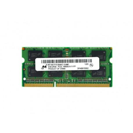 Micron 4GB DDR3L 1333MHz so-dimm
