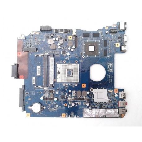 MBX-269 (DA0HK5MB6F0 REV:F) материнская плата. Вид со стороны процессора.