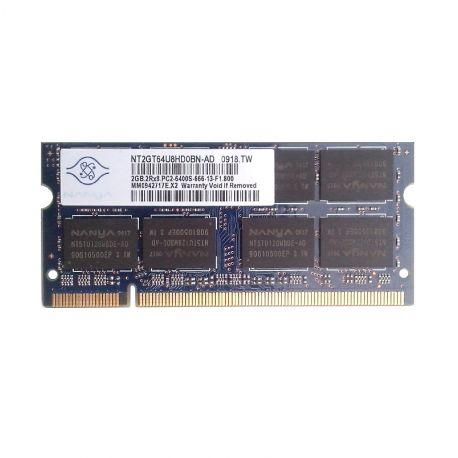 Nanya NT2GT64U8HD0BN-AD DDR2 2GB 800MHz