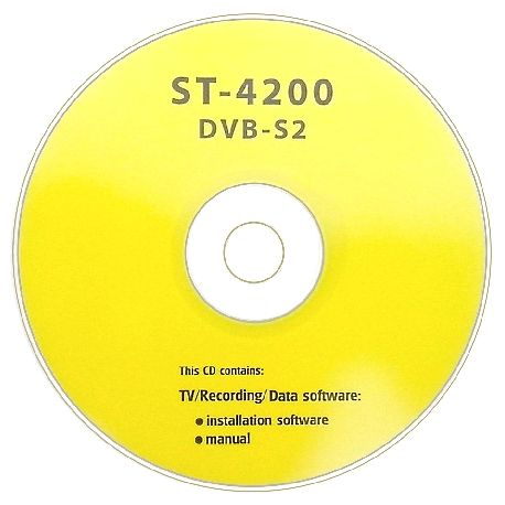 Драйверы с диска ST-4200 (ST4200) для Windows 7