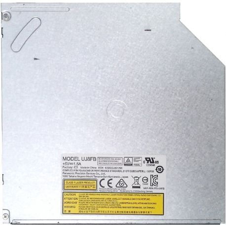 DVD привод UJ8FB. Для ноутбука.