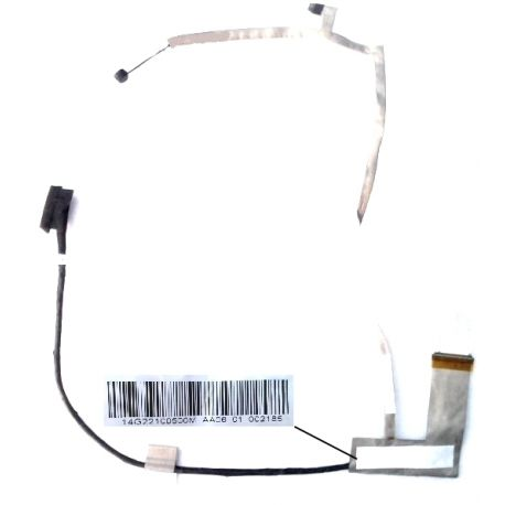 Шлейф матрицы 14G22100500M для Asus N61