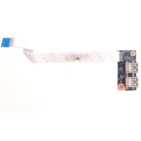Плата LS-A993P USB разъёмов HP Pavilion 15-g