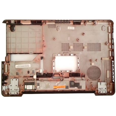 Корпус, поддон Toshiba L500. Вид изнутри.