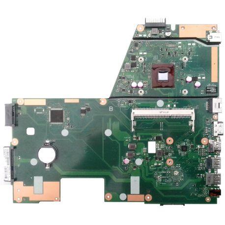 Материнская плата X551MA Rev 2.0. Вид со стороны процессора.