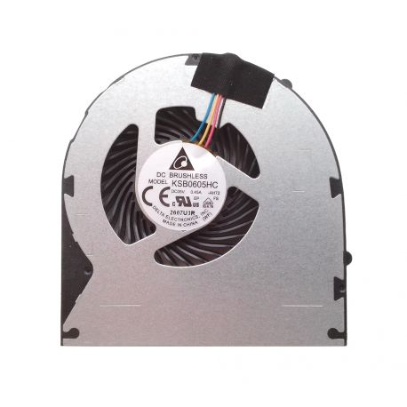 Вентилятор KSB0605HC для Lenovo z570, v570, b570