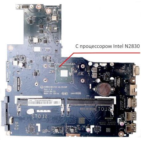 Материнская плата LA-B102P Rev:1.0 для Lenovo B50-30.