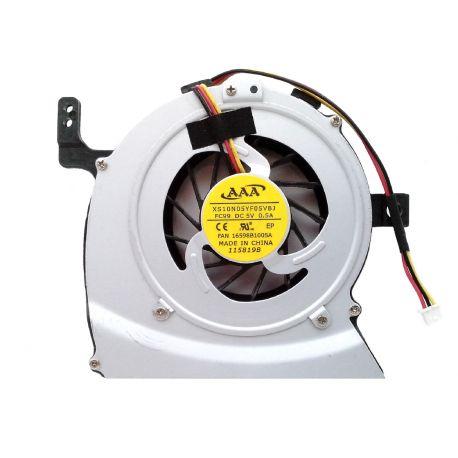 Вентилятор для Toshiba Satellite l645, l640, l600, l630.