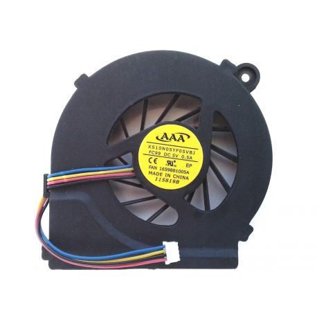 Вентилятор HP CQ42, Pavilion G6-1000, G4-1000.