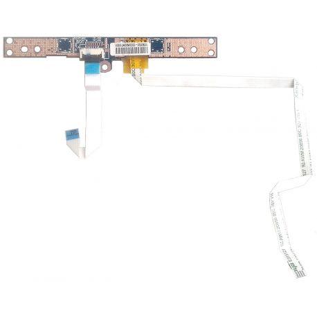 Плата кнопок тачпада PL/CS TPBTNBRD для ноутбука Toshiba L850D