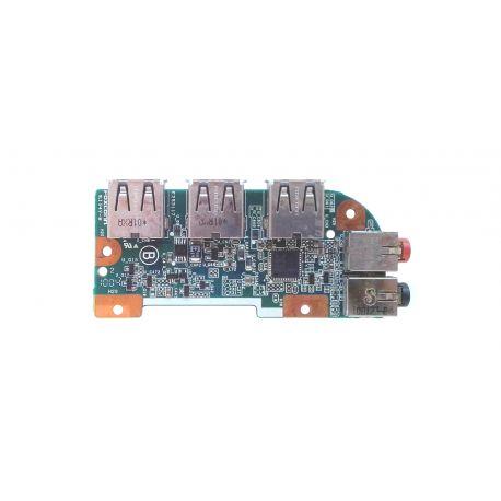 Плата аудио и USB разъёмов IFX-565 1p-109cj03-8011 для ноутбуков Sony PCG-71211V, PCG-61211V
