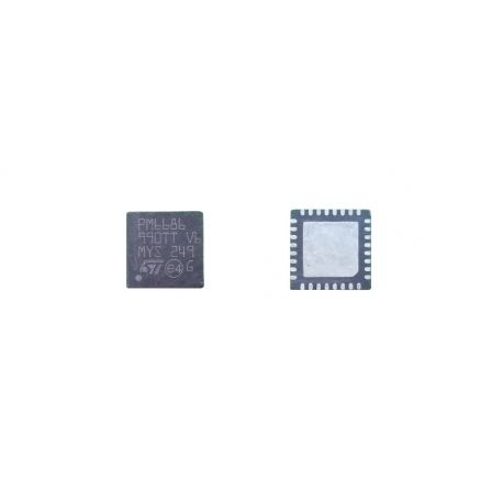 PM6686 (PM6686TR) микросхема, чип дежурки