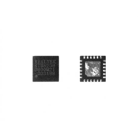 RTS5239 микросхема - контроллер картридера