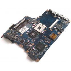 Toshiba L500 материнская плата KSWAA LA-4982P Rev:1.0 (нерабочая, донор)