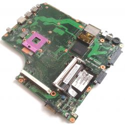 Toshiba A300 материнская плата (нерабочая)