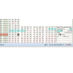 mbx-236 BIOS dump. Прошивка VPCZ21Z9R
