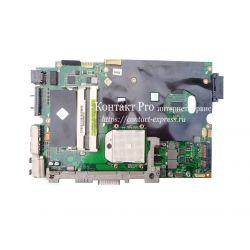 K40AB rev.2.1 / Материнская плата Asus K50AF, K40AF, K50AB, K40AB. Вид со стороны сокета процессора.