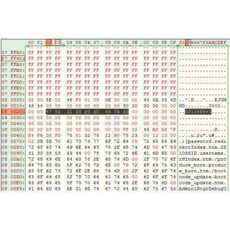 GS108PEv3 образ (dump)