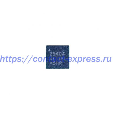 TPS2540A, 2540A TI
