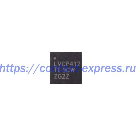 LVCP412, SN75LVCP412RTJR