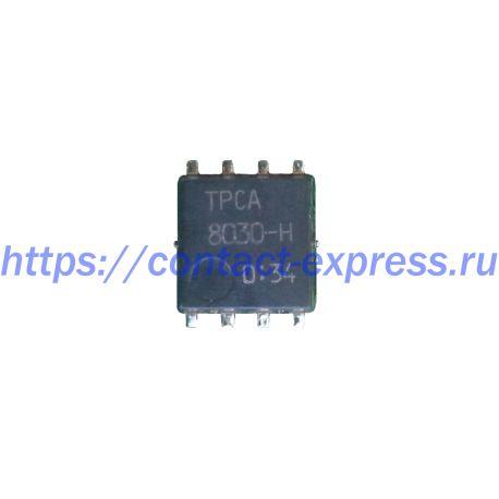 TPCA8030-H, TPCA 8030