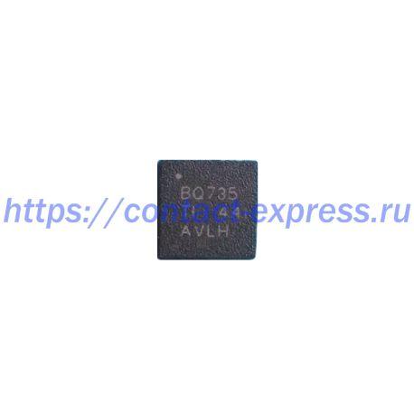 BQ24735 микросхема, BQ735 TI