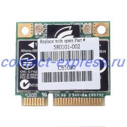 580101-002, Wi-Fi модуль HP G62, карта Wi-Fi, адаптер Wi-Fi