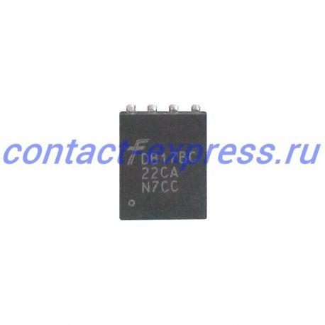 FDMS3604S, 22CA N7CC, FDMS3604S-GP