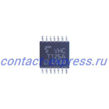 VHCT125A, TC74VHCT125AFTQK2M-GP, VHCT 125A, VHC T125A