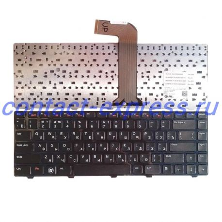 KFRTBN209A, AER01700110, 90.4IC07.A0R, PK130OF4A07 Клавиатура Dell N4110, M4110