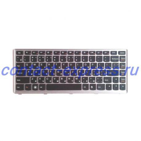 Клавиатура Lenovo U410, T3C1-Rus, 25203740, AELZ8700110, 9Z.N7GSQ.A0R
