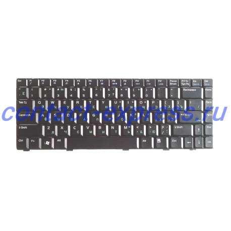 V020662BS1 клавиатура Asus W3000
