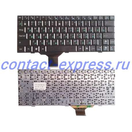 V021562IS4 Клавиатура Asus Eee PC 1000H