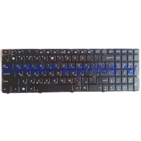Клавиатура Asus K70AB V111462CS2, 0KN0-G31US11, 04GNX31KUS01-1