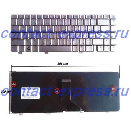 Клавиатура HP Pavilion DV4-1225DX, V071802CS1, PK1303Y0460