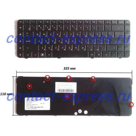 Клавиатура HP CQ62, G62, CQ56, G56, V112346AS1, AEAX6700110, 605922-251