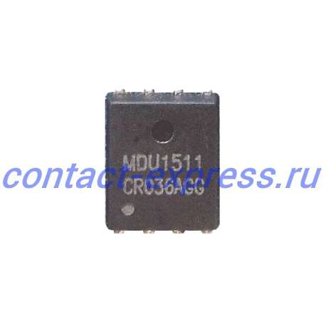 MDU1511 транзистор, MDU1511RH мосфет