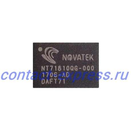 NT71810QG-001 микросхема
