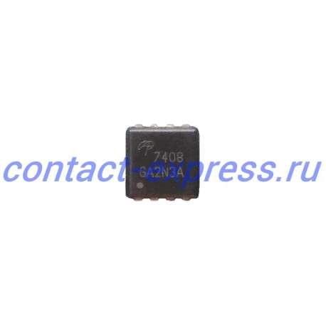 AON7408 транзистор, 7408 mosfet