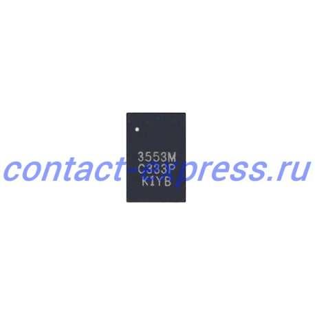 3553M чип, IR3553MTRPBF