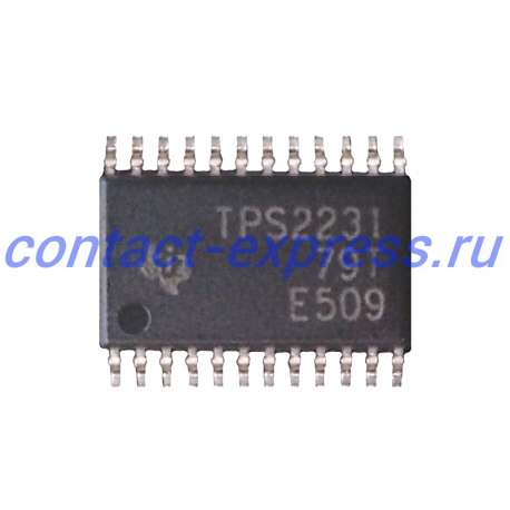 TPS2231 микросхема