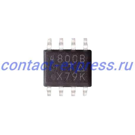 Si4800BDY транзистор, 4800B мосфет