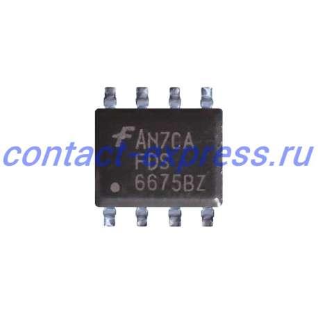 FDS6675BZ транзистор, FDS 6675BZ mosfet