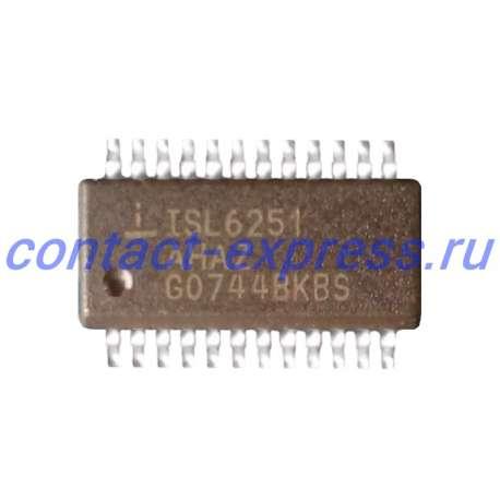 ISL6251 микросхема, ISL6251 AHAZ