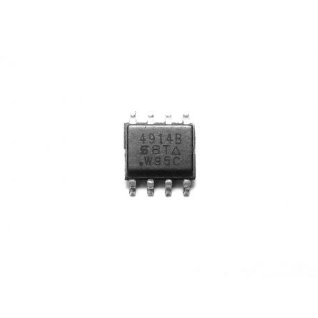 4914b, Si4914BDY транзистор для ноутбука