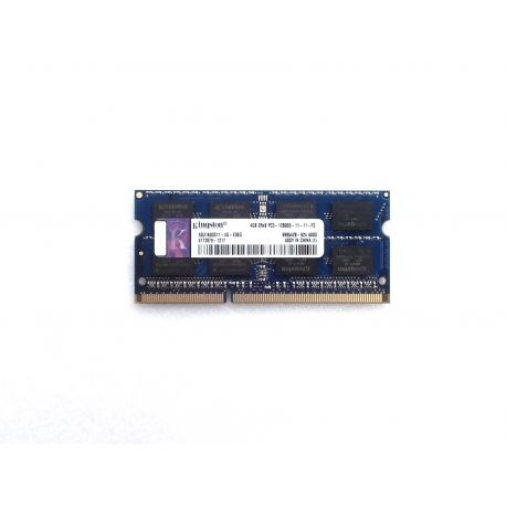 Kingston 4GB 1600MHz ddr3