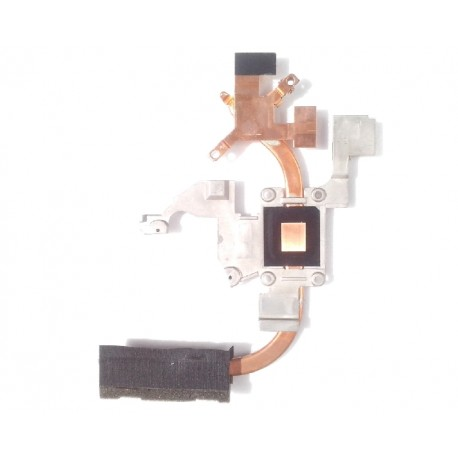 Система охлаждения AT0G3002DR0 для Acer 5551G, 5552G, eMachines E640G, E642G. Вид снизу.